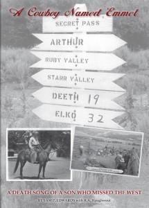 A Cowboy Named Emmet book cover