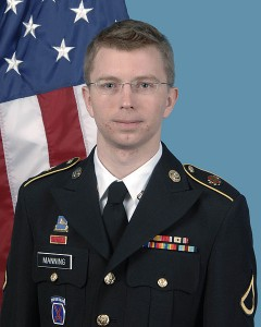 (Photo): Bradley Manning, US Army, courtesy of Wikipedia.