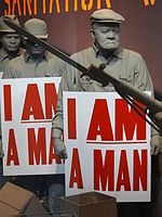 I Am a Man image courtesy of Wikipedia