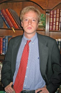 Barrett Brown / Wikipedia