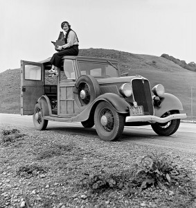 Dorothea Lange, Wikipedia Commons