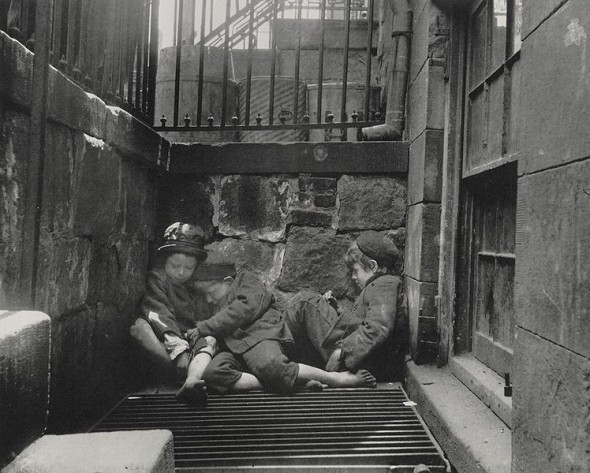 Image: Jacob Riis, Wikipedia Commons
